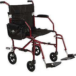 Medline Ultralight Freedom 2 Transport Chair