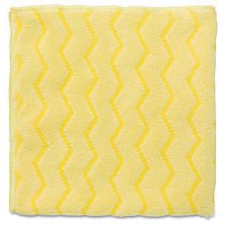 Rubbermaid HYGEN Microfiber Bathroom Cloth 16
