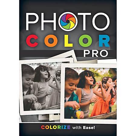 Photo Color Pro for Windows, Download Version