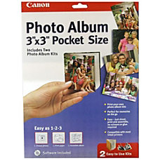 Canon Print Your Own Photo Album