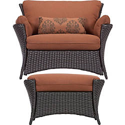 Hanover Strathmere Allure 2 Piece Seating