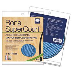 Bona SuperCourt Athletic Floorcare Microfiber Cleaning