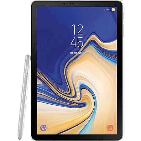 """Samsung Galaxy Tab S4 SM-T830 Tablet - 10.5"""" - 4 GB RAM - 256 GB Storage - Android 8.1 Oreo - Gray - Qualcomm Snapdragon 835 SoC Octa-core (8 Core) 2.35 GHz 1.90 GHz - microSD Supported - 8 Megapixel Front Camera - 13 Megapixel Rear Camera"""