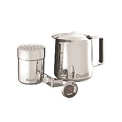 Dualit Stainless Steel Barista Kit Stainless