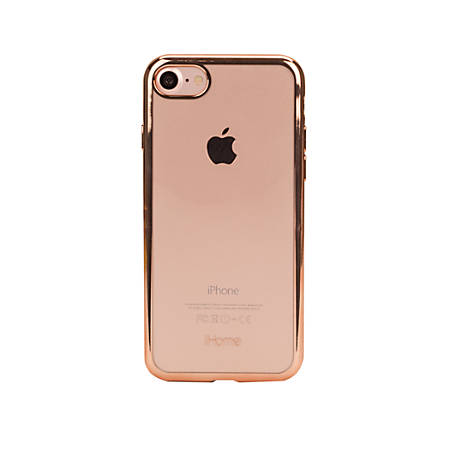new product fba36 a9a52 iHome® LUX Case For Apple® iPhone® 7, Rose Gold Item # 360066