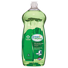 Green Works Natural Dishwashing Liquid 38