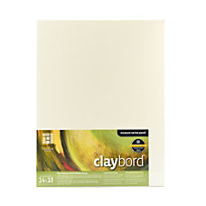 Ampersand Claybord 14 x 18