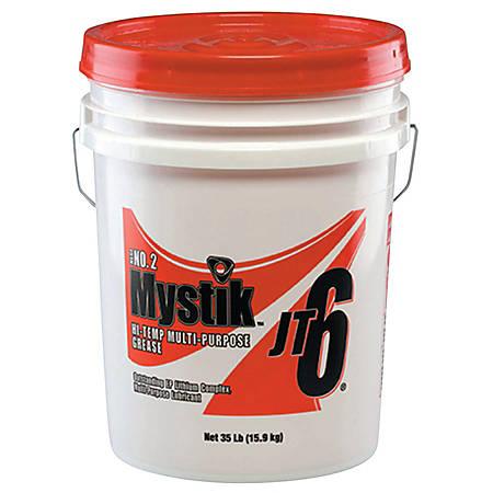 Mystik JT-6® Multipurpose Hi-Temp Grease, 35 Lb Pail