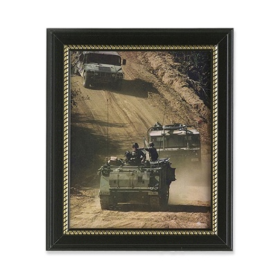SKILCRAFT U.S. Military Themed Picture Frame 8 12 x 11 AbilityOne ...
