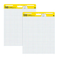 Post it Self Stick Easel Pads