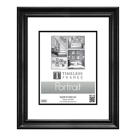 "Timeless Frames Lauren Photo/Document Frame, 16"" x 20"", Black"