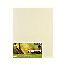 Ampersand Claybord 16 x 20