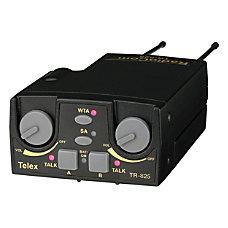 Telex TR 825 UHF Two Channel