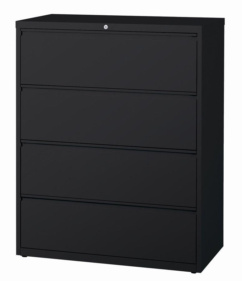 Unique Dark Grey Filing Cabinet