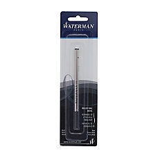 Waterman Rollerball Pen Refill Fine Point