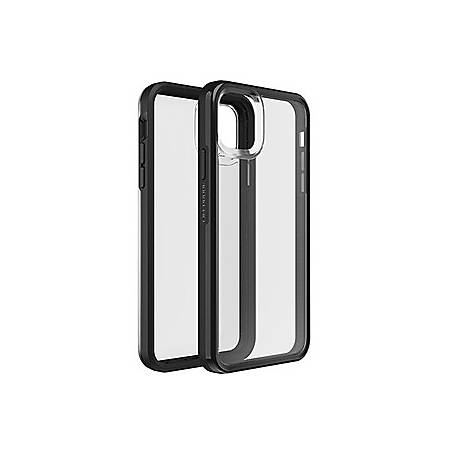 """LifeProof SLAM Case For iPhone 11 Pro - For Apple iPhone 11 Pro Smartphone - Black Crystal, Transparent - Drop Proof, Drop Resistant - 79.20"""" Drop Height"""