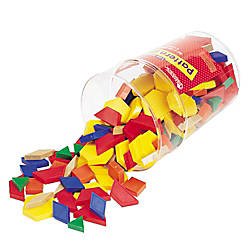 Learning Resources Pattern Blocks 5 34