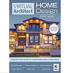 Virtual Architect Home Design Software for