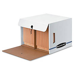Bankers Box 35percent Recycled Side Tab