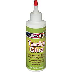 Creativity Street Tacky Glue 4 oz