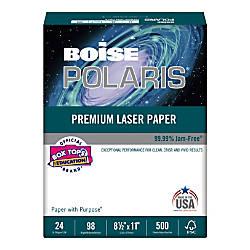 Boise POLARIS Premium Laser Paper Letter