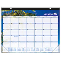 Office Depot Brand Decorative Desk Pad
