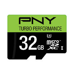 PNY MicroSD Card Turbo Class 10