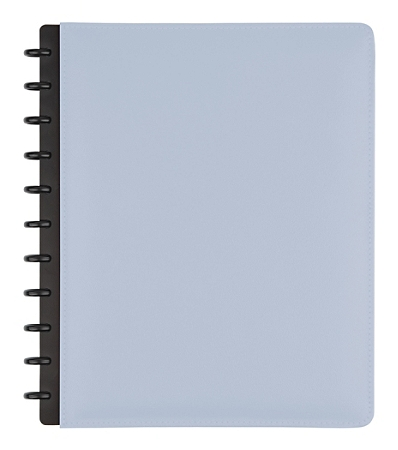 TUL® Discbound Notebook, Limited Edition, Sunset Shades, Letter Size, Blue