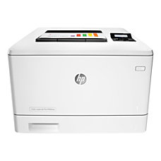 HP LaserJet Pro M452nw Wireless Color