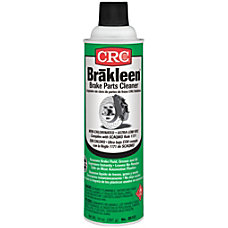 CRC Brakleen Non chlorinated Brake Parts