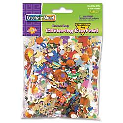 Creativity Street Glittering Confetti Bonus Bag