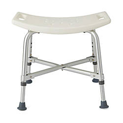 Guardian Bariatric Aluminum Bath Bench Without