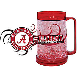 Hunter Ncaa Freezer Mug Alabama Crimson Tide 16 Oz Red By