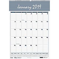 Monthly Wall Calendar 8 12 x