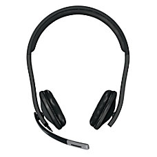 Microsoft LifeChat Computer On Ear Headset