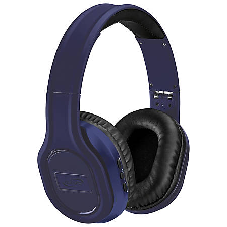 iLive Bluetooth® Over-The-Ear Headphones, Indigo, IAHP87IND