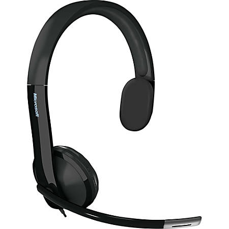 Microsoft LifeChat Over-the-Head Headset, LX-4000