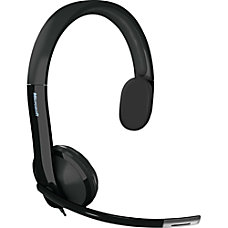 Microsoft LifeChat Over the Head Headset