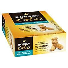 Raw Revolution Bars Creamy Peanut Butter
