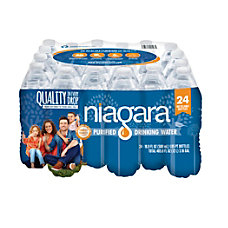 Niagara Purified Drinking Water Bottles 169
