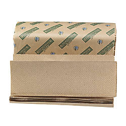 Boardwalk Green Multi Fold Folded Towels