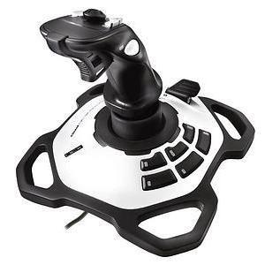 logitech extreme 3d pro joystick office depot Gaming Graphics Software logitech extreme 3d pro joystick item 363505