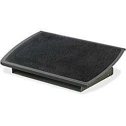 3M Adjustable Footrest Gray