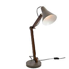 Lumisource Oregon Industrial Adjustable Table Lamp