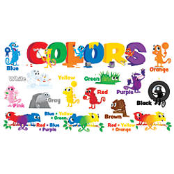 Scholastic Teachers Friend Color Chameleons Mini