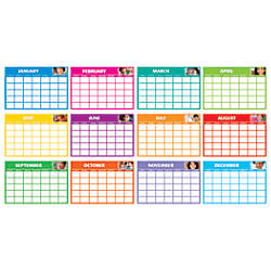 Scholastic Teachers Friend Fill In Monthly