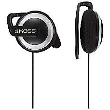 Koss KSC21 Ear Clip Headphones Stereo