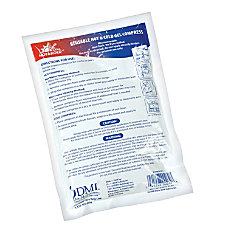 DMI Reusable Neck Gel Compress Standard
