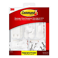 Command Picture Hanging Kit 54 Piece
