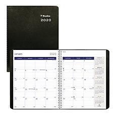 Blueline DuraGlobe 14 Month Planner 8